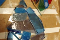 "1.a, 3.a, 4.a GlassPoint radošajā darbnīcā ar ""Latvijas skolas somu"""