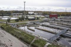 """9.a un 10.a Rīgas ūdens Bioloģiskās attīrīšanas stacijā """"Daugavgrīva"""""""